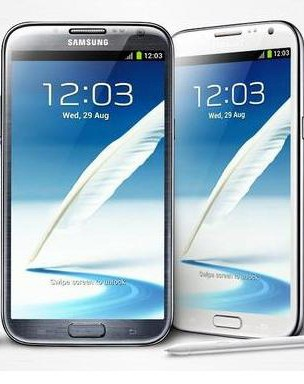 Thay Mặt Kính Samsung Galaxy Note 2(N7100) N7102 E250s T889 L900