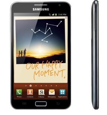 Thay mặt kính Galaxy Note 1(7000) chính hãng