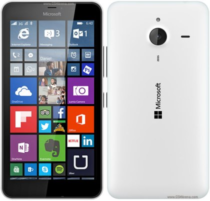 Thay mặt kính Lumia 640 XL