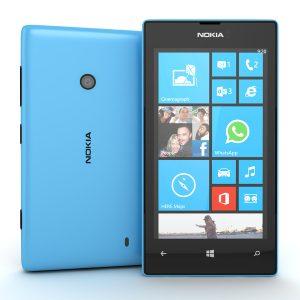 Thay mặt kính Nokia Lumia 520