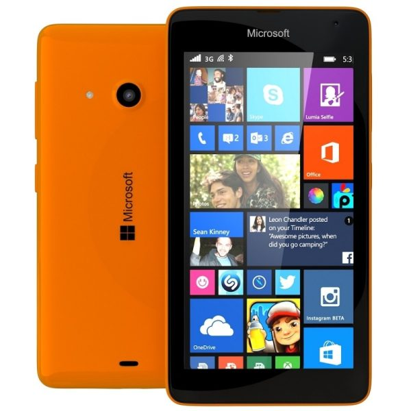 Thay mặt kính Nokia Lumia 535
