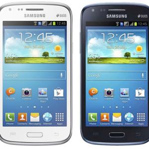 Thay mặt kính Samsung Galaxy Core Dous i8262 i8160