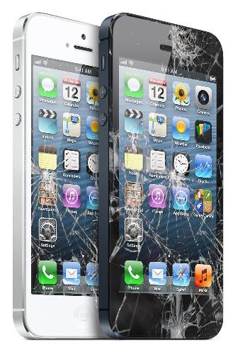 Thay mặt kính iPhone 5S chính hãng
