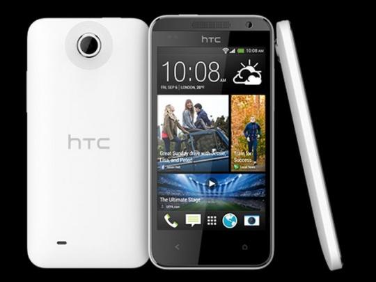Thay mặt kính HTC Desire 300