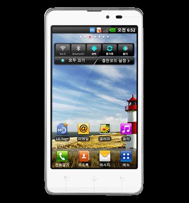 Thay mặt kính LG Optimus LTE F120