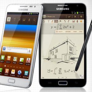 Thay mặt kính Samsung Galaxy Note 1 N7000