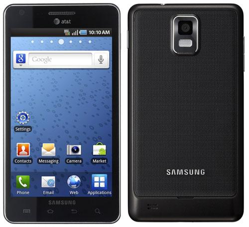 Thay mặt kính Samsung Galaxy i997/i897/i727/i777