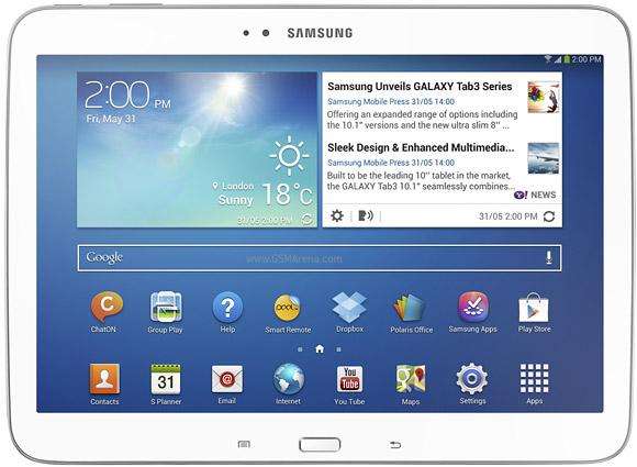 Thay mặt kính Samsung Galaxy tab 3 p5200/N8000/T310/T331