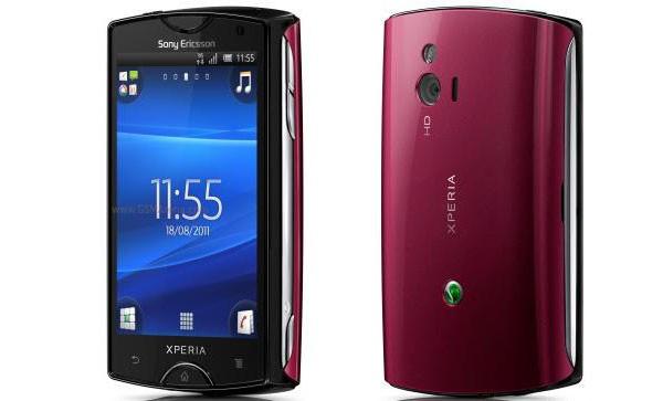 Thay mặt kính Sony Xperia mini St15i