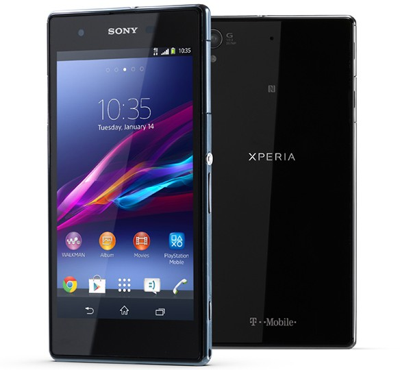 Thay mặt kính Sony Z1S T-mobile