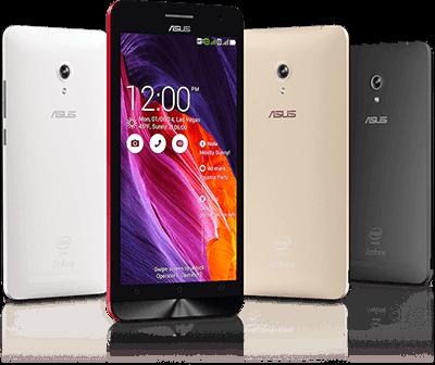 Thay mặt kính cảm ứng Asus Zenphone Z