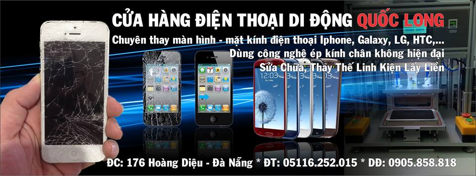 Dịch vụ thay ép kính điện thoại Lenovo tại Đà nẵng