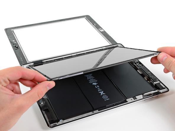 Thay màn hình cảm ứng iPad