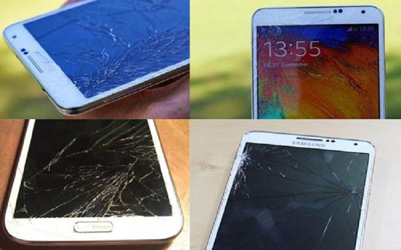 Nên thay mặt kính Samsung Đà Nẵng trong trường hợp nào?