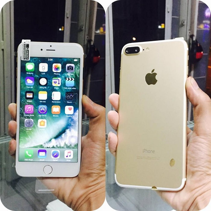 Cửa hàng sửa điện thoại iPhone tại Đà Nẵng