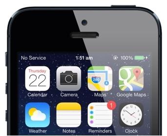 iphone mất sóng