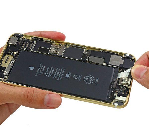 Sửa iPhone bị hư Mic