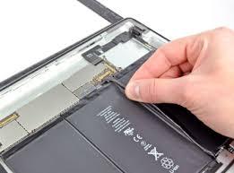 hỏng chip khiến iPad mất IMEI