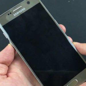 Điện thoại Samsung bị sập nguồn