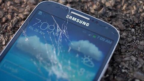 điện thoại SamSung vỡ màn hình