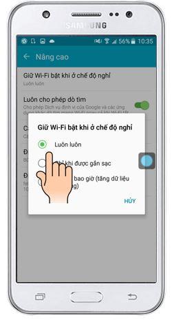 5 lỗi thường gặp trên Samsung Galaxy J7 người dùng nên biết