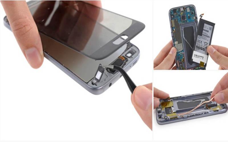 Điện thoại Samsung liệt cảm ứng: Nguyên nhân, biểu hiện và biện pháp khắc phục