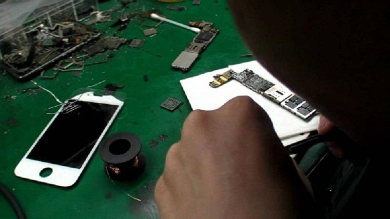 cửa hàng sửa chữa điện thoại Đà Nẵng
